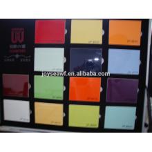 Tablero UV de alto brillo, UV MDF, Panel UV