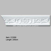Polyuretan Modern Crown Mouldings