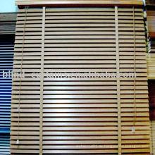 Holz Mini horizontalen venezianischen Vorhang