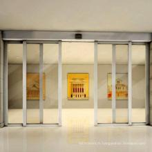 hôtel portes coulissantes en verre portes automatiques coulissantes design européen opérateur automatique de porte coulissante opérateur de porte DSL-200L