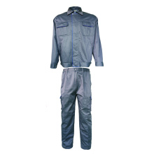 Poly coton anti-vêtements de travail statiques