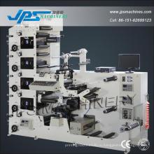 Автоматическая самоклеящаяся флексографическая / флексографическая печатная машина