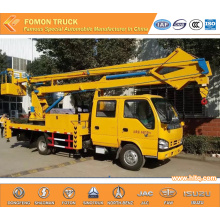 ISUZU 18m folding arm aerial work platform