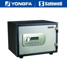 Caja de seguridad electrónica ignífuga Yongfa 33cm Height Ale Panel con perilla