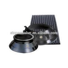 Pièces d'usure de concasseur à cône Sandvk (H6800 / H8800 / S3800)