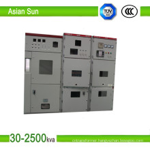 Sf6 Ring Main Unit Transformer Switch Cabinet with ABB MCCB