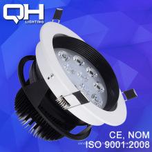 Fábrica de luz de techo de LED de alta calidad 12W en Guangzhou