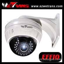 Effio 700tvl Varifiocal Lens Waterproof Outdoor Dome Camera with OSD (TR-LD754IREFH)
