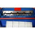ES rollo estándar de la hoja de metal de teja que forma la máquina según lo modificado para requisitos particulares