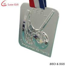 Hochwertige 3D Golf-Medaille für Souvenir (LM1258)