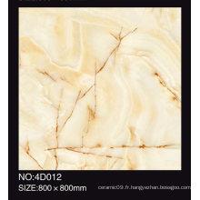 Tuile de plancher bon marché de qualité 60X60 en Chine