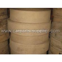 Rodamiento de forro de freno tejido de amianto y no amianto