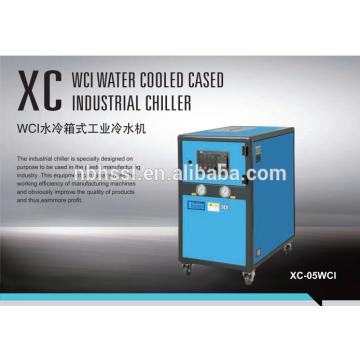 Machine à refroidissement