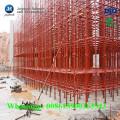Low Price Used Steel Scaffold Formwork System Scaffolding