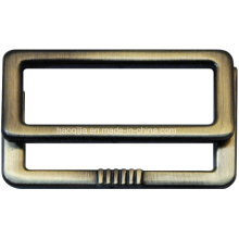 Zinc Alloy Square Buckle for Garment -19752-2