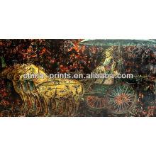 Pintura chinesa da arte tradicional