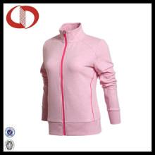 Frauen-Art- und Weisesportkleidung-kundenspezifische Jacke 2016