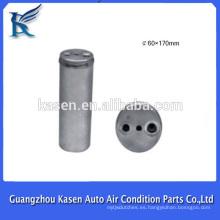 Refrigerador AC R134a auto secador de filtros de aire acondicionado