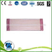 Wooden top medical over bed table manufacturers