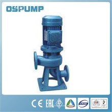 WL series commercial sump pump have the good hydraulic performance