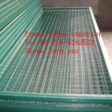 Exportateur de clôture de cadre