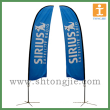 Feather Flag with Ground Stand (TJ-BF-006)