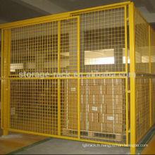 Sécurité des clôtures métalliques