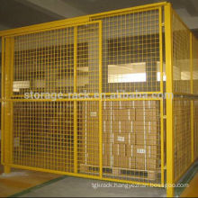 Wire Mesh Fence Safety