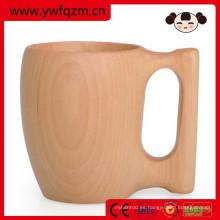 2015 recién diseño taza de cerveza de madera / taza China fabricante pase FDA