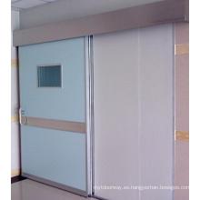 Puerta hermética corredera automática de hojalata (AD-2)