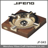 JF-043 wholesale wooden ashtray cohiba
