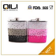 7oz FDA wholesale luxury wine flagon
