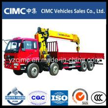 Guindaste montado caminhão de XCMG 16 toneladas (SQ16SK4Q)
