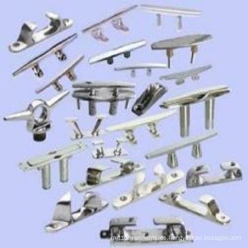 Colada de acero inoxidable con inversión de precisión de cera perdida (piezas de mecanizado)
