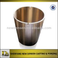 Индивидуальное бронзовое втулочное центробежное литье с механической обработкой