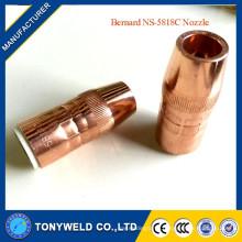 welding consumables Bernard welding tips NS 5818C