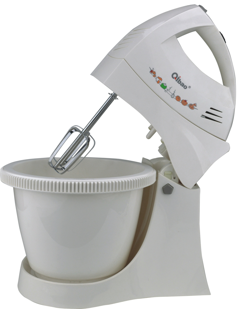 Food Mixer with 2.5L Bowl