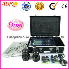 Duel Ion Detox Foot SPA Machine avec ceinture de chauffage