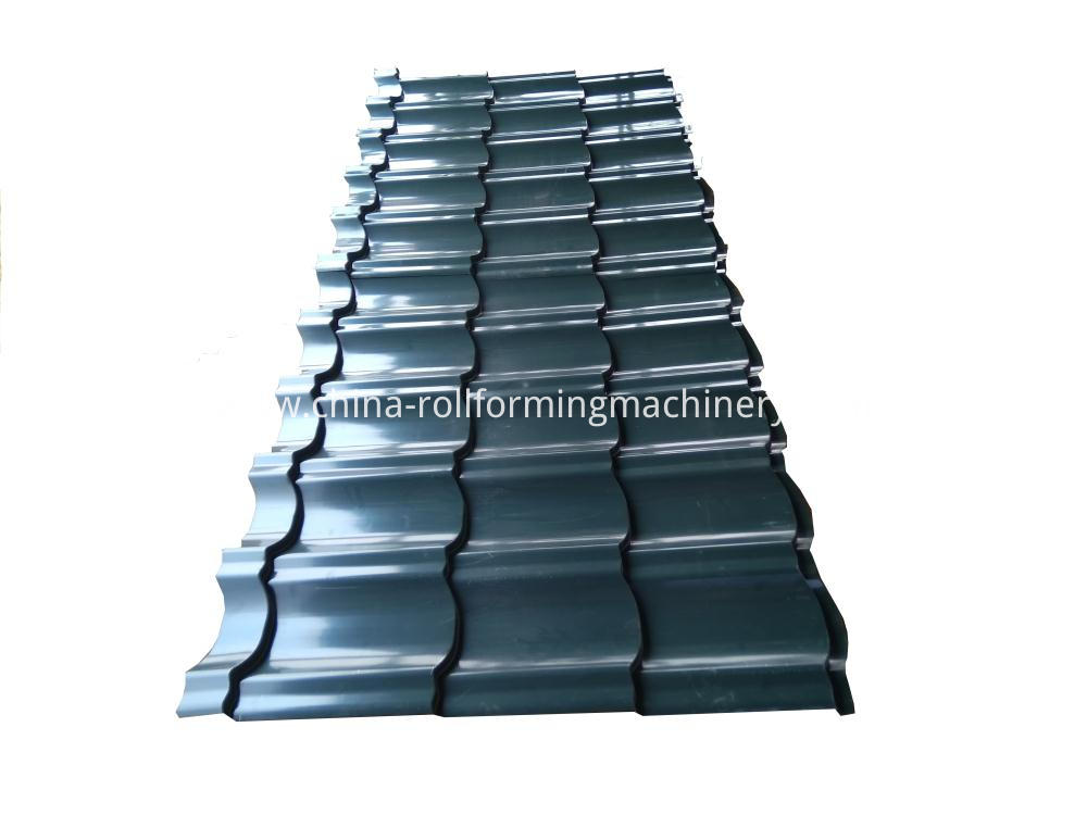Steel Ppgi Roof Tile