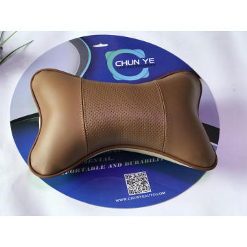 Car headrest pillow with Memory Foam