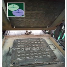 Umbrella Valve Mold Tooling