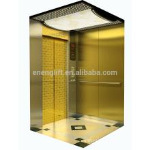 Китай оптовые высокого качества роскошный отель пассажирские лифты