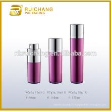 15 ml / 30 ml / 50 ml tourne la bouteille sans cosmétiques sans air
