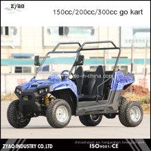 Go Kart Differential 150cc en vehículo desierto