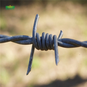 Reserve Zone Protection Iron Barbed Wire Price Weight