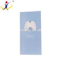 Neues Design! Fabrik Preis Hochzeitskarten Weihnachtskarten Grußkarten Billig