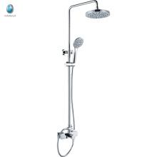 KDS-07 foshan mercado con 1.5 m tubo cabeza ducha marca de agua certificado certificado de baño baño kit