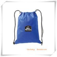 Presente da promoção como Drawstring mochila ginásio esportes saco OS13005
