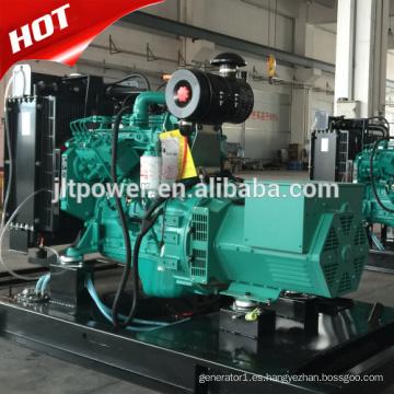 Industrial utilizó el precio del generador de 40 kva