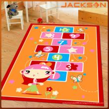 Nylon bedruckte Kinder Spiel Spielmatte